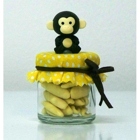 Gadget con Pasta e Scimmietta