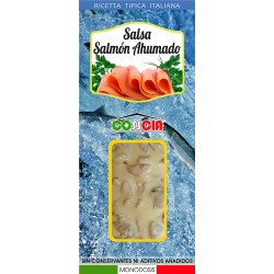 Sugo al  Salmone Affumicato