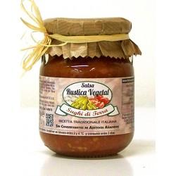 Salsa Rustica Vegetal